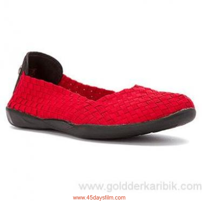 OMQH0014833 Shop Cheap - Prospective 2016 Womens Bernie Shoes Red Mev Catwalk Size556578859510111213(US) BGIJKTY046