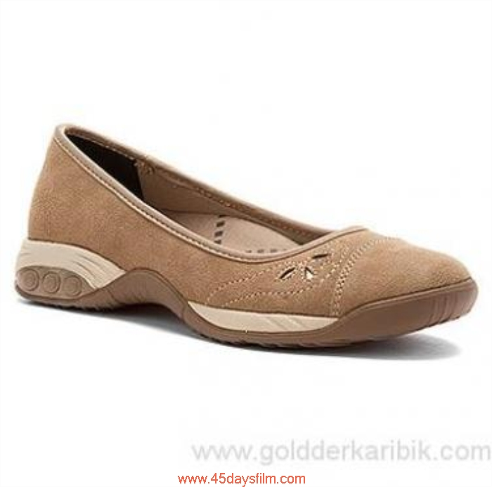 HFCM2030382 Shop Cheap - Clearance 2016 Womens Therafit Rio Size556578859510111213(US) Suede Tan Ballerina Shoes CKOQRTVWZ5