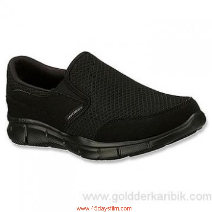IOIG602326 Expected Shop Cheap - 2016 Men\s Skechers Equalizer - Shoes Black Persistent Size556578859510111213(US) DGJKLQWX45