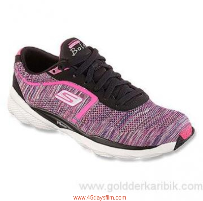 LRYH8028929 Preeminent Shop Cheap - 2016 Womens Skechers GoRun Black/Multi Size556578859510111213(US) Bolt - Shoes CDORVY1234