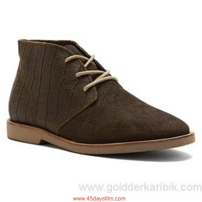 TLCN0033541 Operates Shop Cheap - 2016 Womens SeaVees 3-Eye Chukka Suede/Croc Oiled Shoes Size556578859510111213(US) Olive CDGKPRUWX6