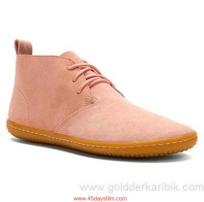 VYHB1031288 Shop Cheap - 2016 Womens VIVOBAREFOOT Gobi II Pink Regularly Suede Dusty Size556578859510111213(US) Shoes BHQUVX1345