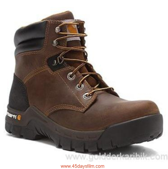 EHUK004004 Shop Cheap - 2016 Mens Carhartt 6 Inch Admirable Work-Flex Work Boot Brown Shoes Leather Tanned Size556578859510111213(US) Oil HQTVWYZ146