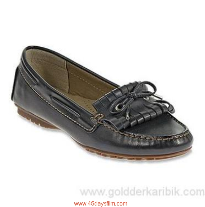 MLRK7028871 Shop Cheap - 2016 Womens Sebago Meriden Shoes Size556578859510111213(US) Navy Fresh Leather Kiltie DMOUWYZ579