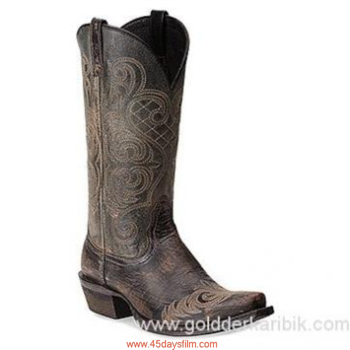 OXYY6034294 Shop Cheap - 2016 Admired Womens Ariat Bright Rustic Lights Size556578859510111213(US) Shoes Black AGQUXZ2568