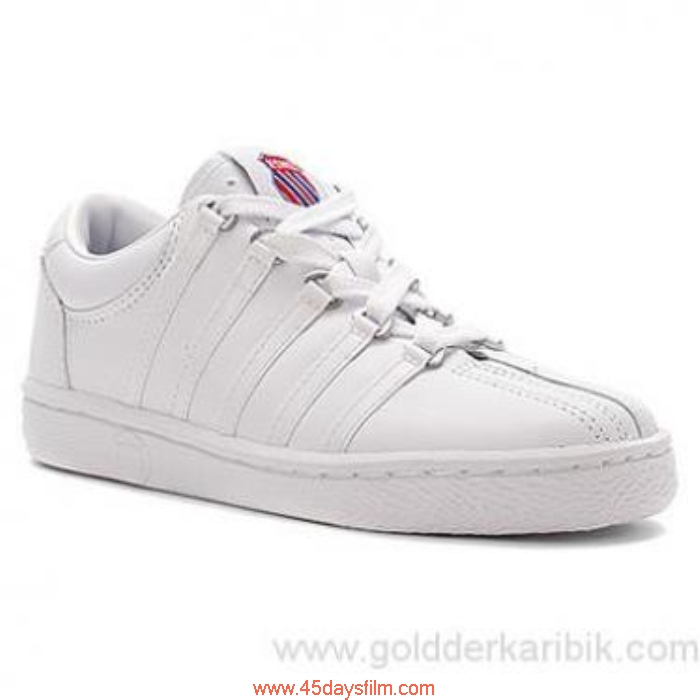RHBN10213 Shop Economical Cheap - 2016 Boys Size115253(US) K-Swiss Classic White Shoes DEGISV1348