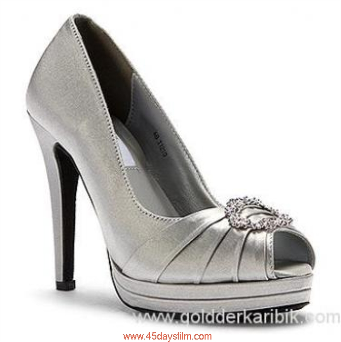 RSWD5023137 Shop Cheap - 2016 Womens Dyeables Size556578859510111213(US) Silver Gianna Satin Incredibly Shoes GIJLMV1478