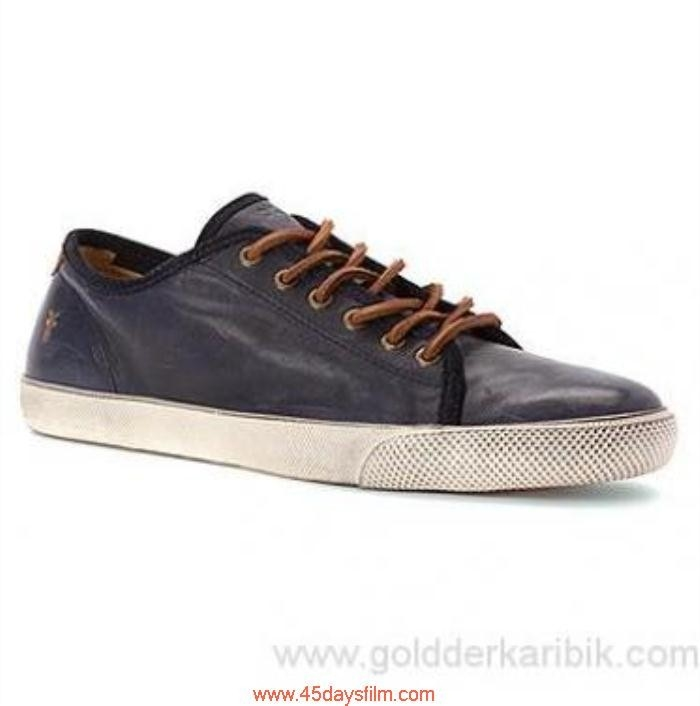 YVJK505452 Shop Cheap - 2016 Mens Frye Chambers Size556578859510111213(US) Navy Tasteful Shoes Low Sneaker NTZ0123458